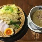 麺づくり 蒼空 - 2017年4~6月限定メニュー、濃厚鶏つけ税込928円