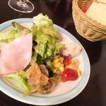 チェント アンニ ギンザ - 前菜