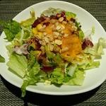 食房ヴェルデュール - サラダ