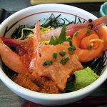 味鮮まえかわ - 味鮮まえかわ 「五稜の花丼」