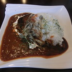 グランカフェF - キノコのハッシュドビーフ
