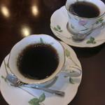 グランカフェF - 食後のコーヒー