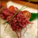 大衆肉割烹 加藤の肉丸 -