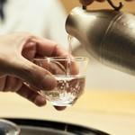 65696399 - 松の司/松瀬酒造(滋賀県竜王町)mafuさんの手