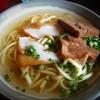 古謝そば屋 - 料理写真:宮古そば 580円