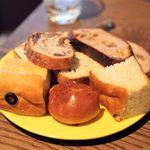 BISTRO BURMBO - 自家製パン