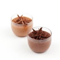 リンツ ショコラ カフェ - 期間限定「リンツ ムース  オ ショコラ」