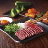 くいどん - 料理写真:ユッケ風レアステーキイメージ