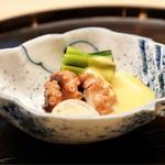 もめん - ・飯蛸の酢味噌和え