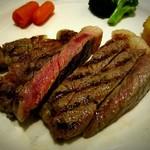琉球回転寿司 海來 - もとぶ牛サーロイン 100g 2,340円