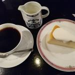 カッスルクーム - ケーキセット 700円