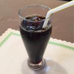 ビストロアデン - ドリンクのアイスコーヒー(Aセット)