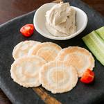 和食酒場 煮っこり - カニみそクリームチーズ