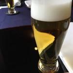 なだ万賓館 新宿店 - ビール