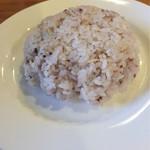 65708399 - ご飯は雑穀米