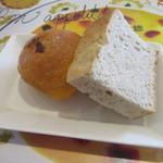 ラ・ムジカ - パン2種
