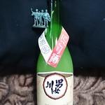 稲葉酒造場 - ドリンク写真:男女川(みなのがわ)にごり生原酒720ml_1420円