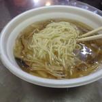銘記 - 麺アップ