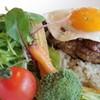 鉄板焼ビストロ よしむら - 料理写真:ランチ:ロコモコセット