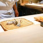 鮨心 - いきがよい蝦蛄