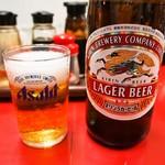 香港 - ビール