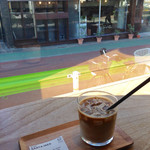 NOZY COFFEE - アイスカフェラテ