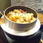 居酒屋 神威 - 釜飯(鶏)2