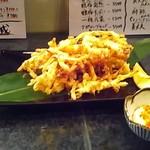 居酒屋 神威 - するめの天ぷら^七味マヨで~