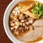 麺のまたざ - 炙りコロ肉鶏豚そば