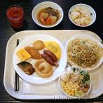 ホテルルートイン - 朝食バイキング