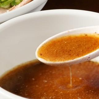 魚介鶏豚スープ