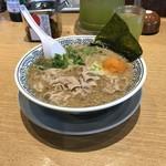 丸源ラーメン - 料理写真:肉そば650円(17'04)