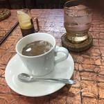 65718085 - 2017年4月。ブレンドコーヒー350円。