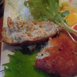 65718844 - 豆腐ハンバーグズーム