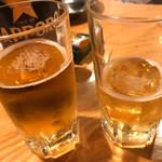 五味鳥 - 瓶ビール