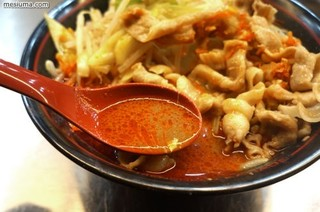 麺創研 紅 国分寺