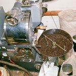 香留壇 - 『いつも煎りたてのコーヒーを・・』と自家焙煎してます。