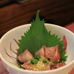 日本酒バル きわみ -  ホタルイカ