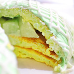 ブリッヂ - メロンパンケーキ