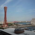 ホテル ラ・スイート神戸ハーバーランド - お部屋からの景色