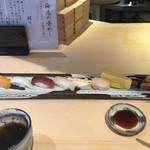 本等鮨 海馬 - 【ランチ】さつき(握り8貫) 950円(税込)
