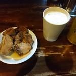 65722068 - ビールと角煮(17-04)