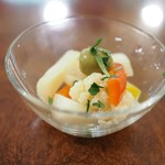65723479 - 野菜のピクルス