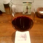 イタリアン シロ ツバキ - 【2017.4.19(水)】赤グラスワイン(メルロー)550円