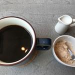 ヌマカフェ - ブレンドコーヒー