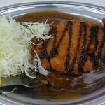 カレーのチャンピオン - 料理写真:Lカツレギュラーカレー