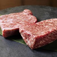 WOLF CALL - 厳選した茨城常陸牛A5ランクの和牛ステーキも人気の一品!!