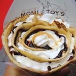 モミアンドトイズ - ホイップ&チョコ