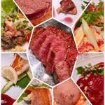 ステーキ 鉄板焼き Teppan&grill R -