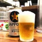 玉五郎 - ビールこれかっ!f^_^;)